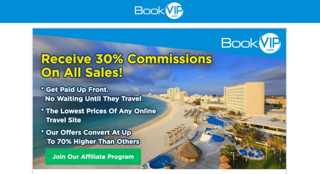 book vip affiliates