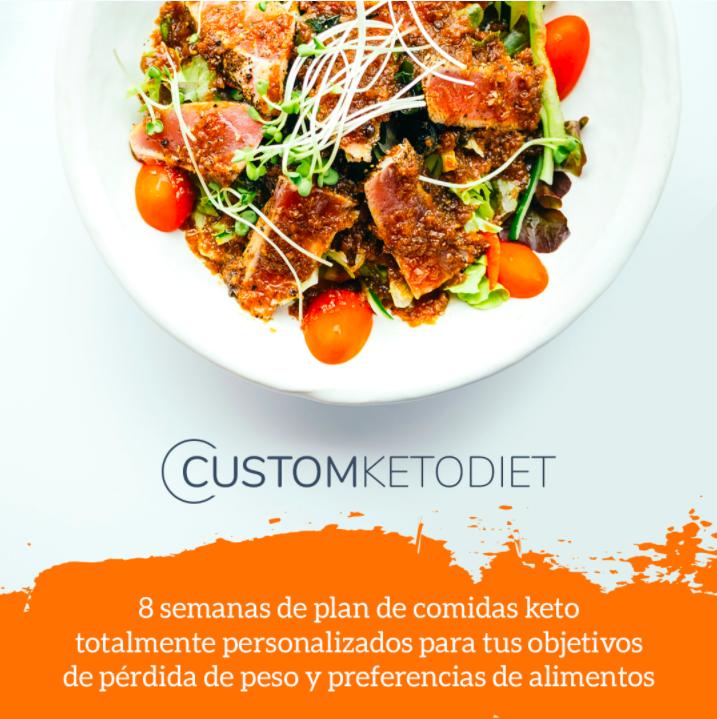 ClickBank Custom Keto Diet en español