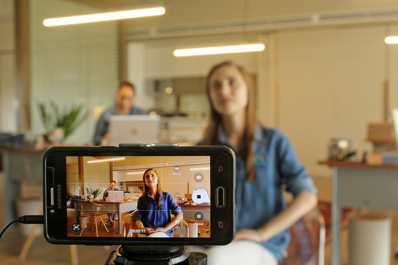 Grabar video con teléfono