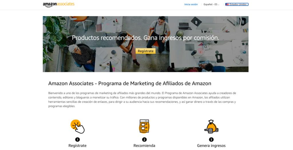 Asociados de Amazon