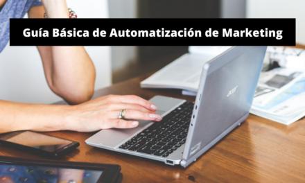 Automatización de Marketing – Guía Básica