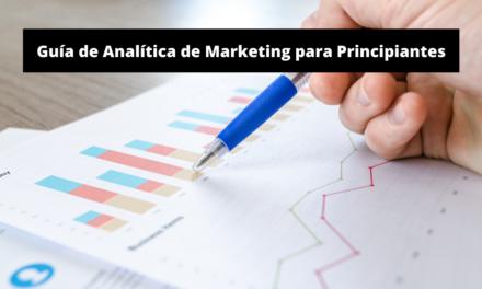 Analítica de Marketing: Guía para Principiantes